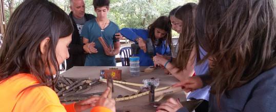 Laboratorio di costruzione di uno strumento musicale + laboratorio di musica e movimento